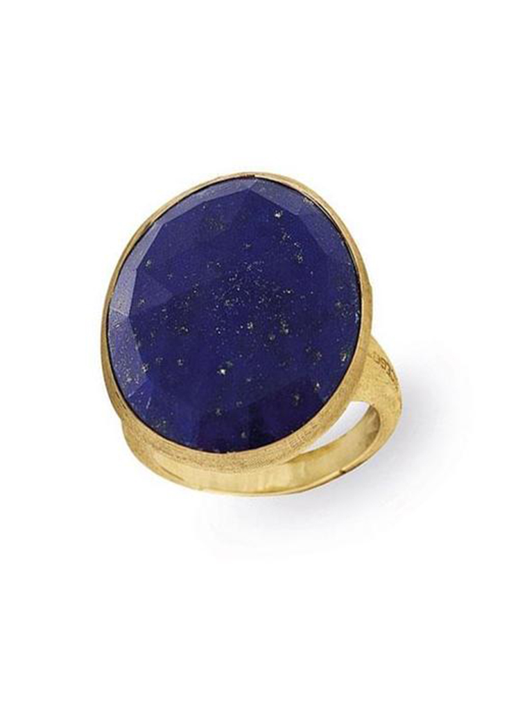 Marco Bicego Lunaria Lapis Cocktail Ring